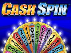 cash spin - Cash Spin