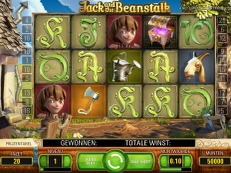 jack and the beanstalk - 4 of a King