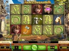 jack and the beanstalk - 4 Seasons