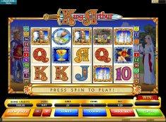 king arthur - 7 Lucky Dwarfs