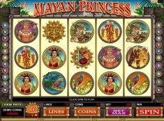 mayan princess - Mega Heat
