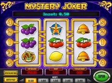 mystery joker - Mystery Joker