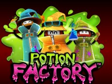 potion factory2 - Gorilla Chief 2