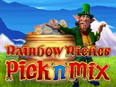 rainbow riches pick n mix - Cleopatra
