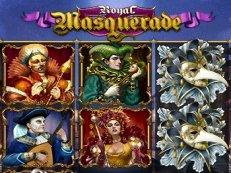 royal masquerade - Royal Masquerade