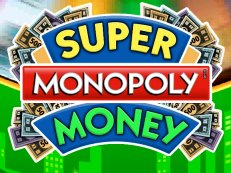 super monopoly money - 4 of a King