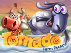 tornado farm escape - Sizzling Hot